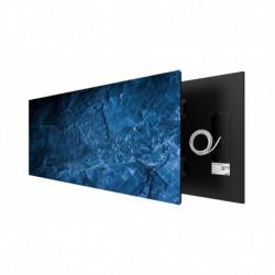 AEH Welltherm Glazen infraood paneel met frame 600x1500x20 mm 930 Watt 22 kg