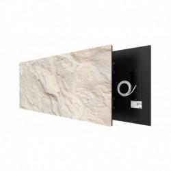AEH Welltherm Glazen infraood paneel Frameless 600x600x20 mm 370 Watt 9,6 kg