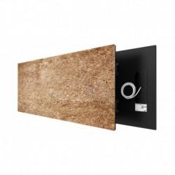AEH Welltherm Glazen infraood paneel Frameless 600x1500x20 mm 930 Watt 22 kg