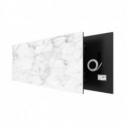 AEH Welltherm Art & Luxery heatings (Glass color art met frame) 600x600x20 mm 370 Watt 9,6 kg