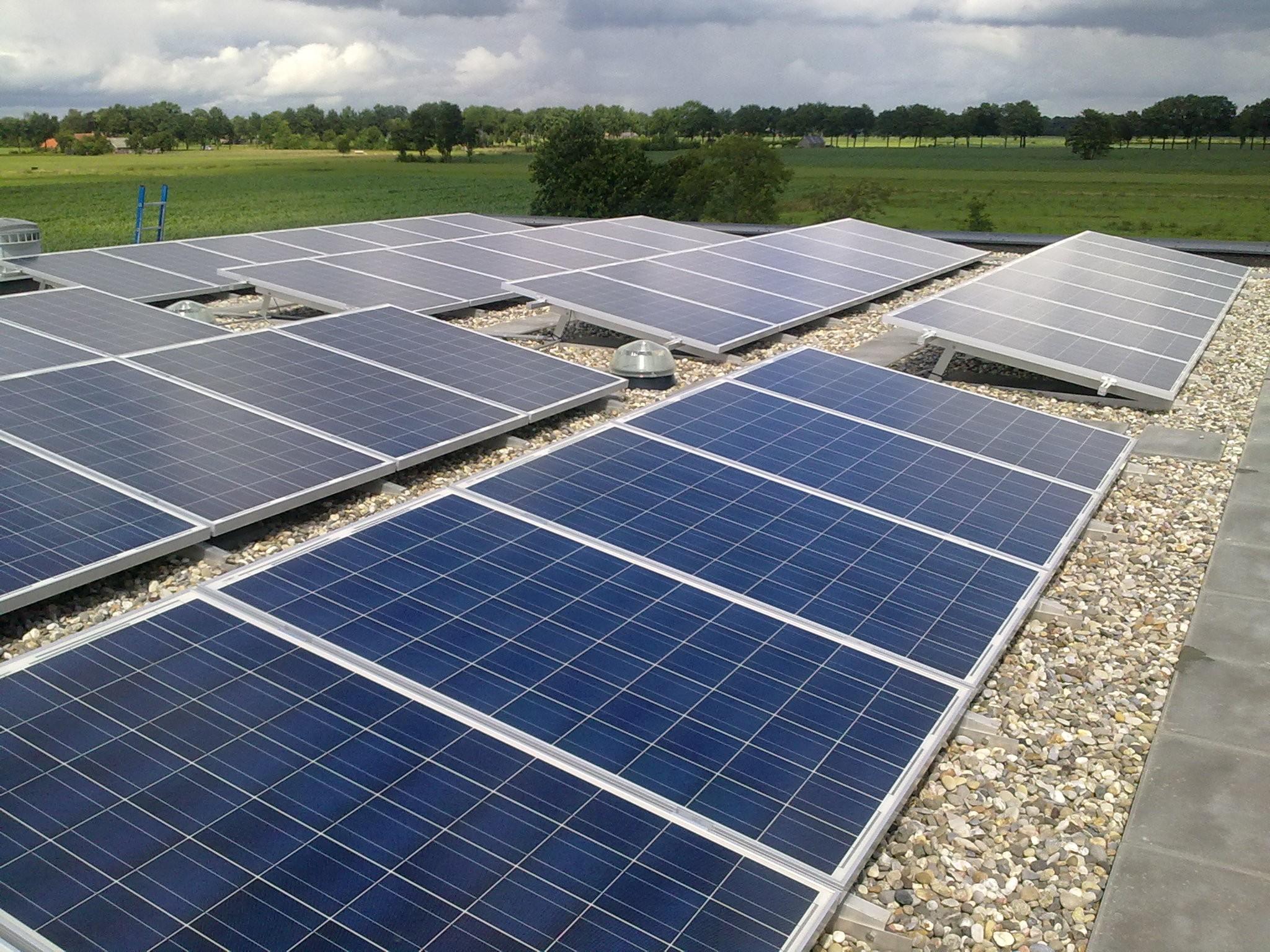 De beste zonnepanelen koopt u bij All Electric Home.