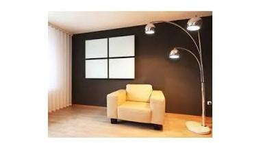 Uw woonkamer strak en comfortabel elektrisch verwarmd met infraroodpanelen.